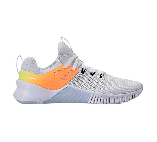 Nike Men's Free X Metcon Training Shoes (10.5, White/Multi)