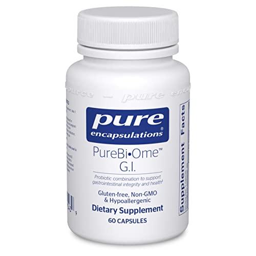 Pure Encapsulations - PureBi•Ome G.I. - Hypoallergenic Multi Strain...