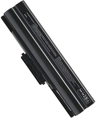 WXKJSHOP - Batteria di ricambio compatibile con VGP-BPS13 VGP-BPS13AS Sony VAIO PCG-81312L PCG-8131L PCG-51411L PCG-51412L PCG-51511L PCG-51513L PCG-8141L VGN-NW125J VGN-NW228F/B VGN-NW240F/W