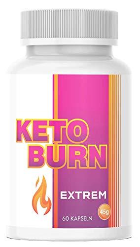 Saint Nutrition® KETO BURN - SOMMER 2020 Aktion & Extrem schnell - 2 Kapseln für den Tag - endlich für Frauen und Männer mit Koffein + Grüntee - Hergestellt in Deutschland