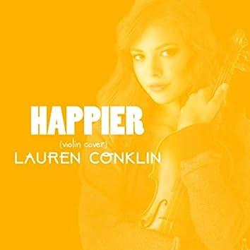 Happier (Violin Version)