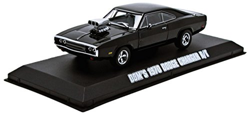 Greenlight The Fast and The Furious Diecast Modell 1/43 Dom's 1970 Dodge Charger