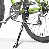MOJINO Fahrradständer für 24-28 Zoll, Höhenverstellbarer Fahrrad Seitenständer für Mountainbike...