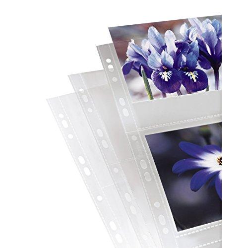 Hama Fogli per Foto, 13x18, 10 Pezzi, Bianco