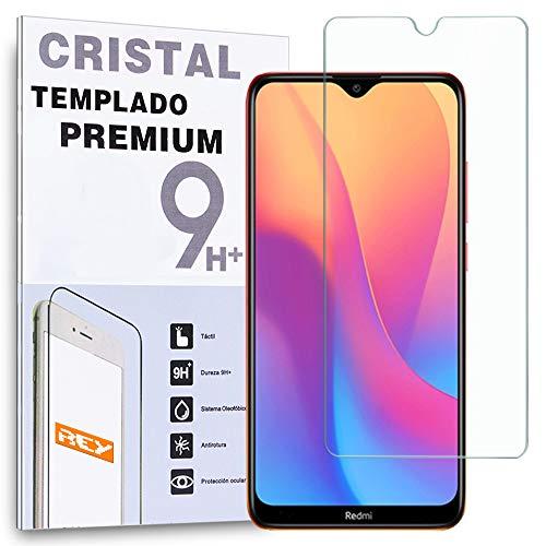 Protector de Pantalla para XIAOMI REDMI 8A, Cristal Vidrio Templado Premium