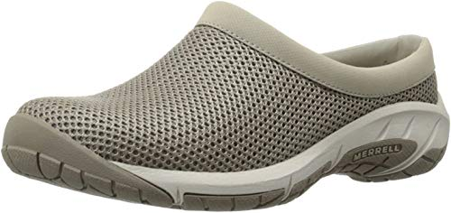 Merrell Women's Encore Breeze 3 Slip-On Shoe, Aluminim, 9.5 M US Aluminum