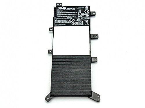 Asus C21N1408 Batterie Rechargeable Lithium Polymère (Lipo) 4900 mAh 7,5 V - Batteries Rechargeables (4900 mAh, 37 Wh, Lithium Polymère (Lipo), 7,5 V, Noir)