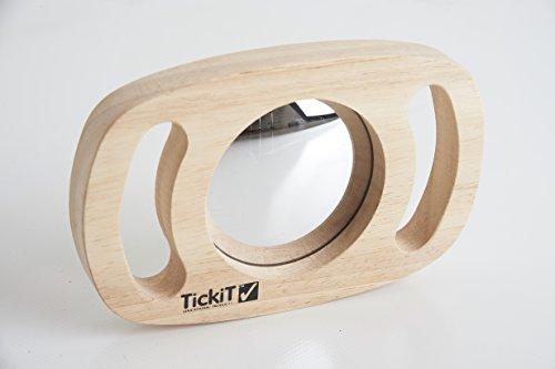 TickiT 73365Handlicher konvexer/konkaver Spiegel