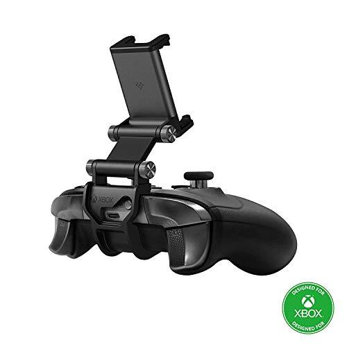 8Bitdo クランプ 調節可能なスタンド Xboxコントローラクリップ 調節可能携帯電話ホルダーXbox One / Xbox Elite 用スマートフォンクランプゲームクリップ(クリップのみ)