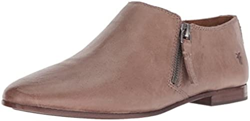 FRYE damen& 039;s Terri Zip Ankle Stiefelie Stiefel, grau, 6.5 M US