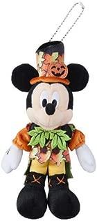 Disney Halloween 2014 Mickey Mouse stuffed badge [ Tokyo Disneyland Limited