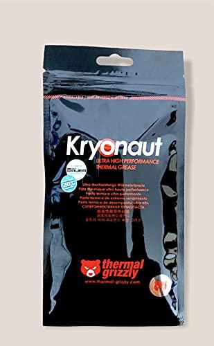 Thermal Grizzly TG-K-001-RS Kryonaut 12,5 W/m · K 1 g pasty termoprzewodzącej (-200 do 350 °C)