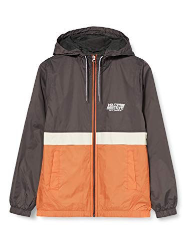Volcom Herren Ermont Jacket Jacke, Burnt Orange, L