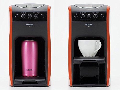タイガー魔法瓶(TIGER)コーヒーメーカー真空ステンレスサーバーバーミリオンカフェバリエ4杯用レッドACT-B040-DV
