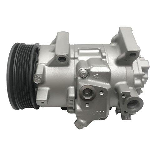 RYC Remanufactured AC Compressor and A/C Clutch AEG316