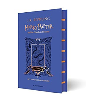 Harry Potter and the Chamber of Secrets  Ravenclaw Edition Blue