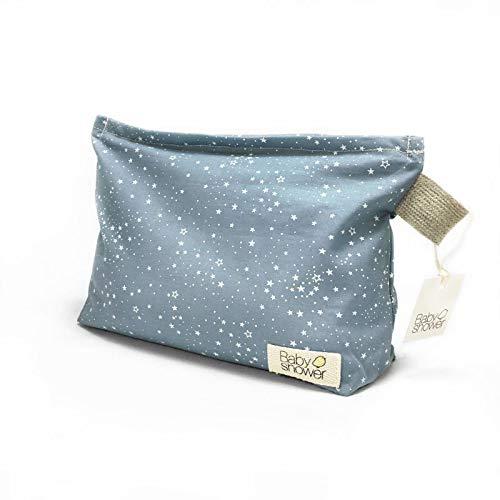 Bolsa para pañales de Bebé Blue Star