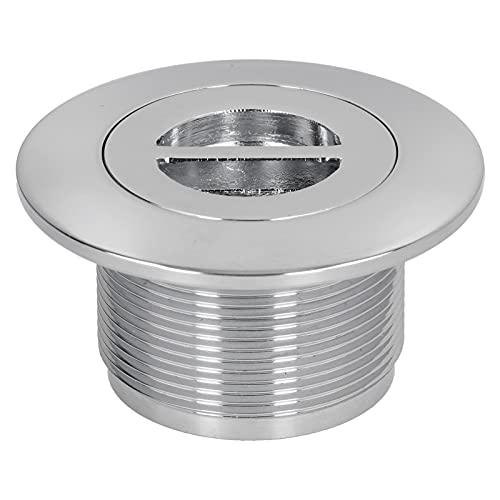 minifinker Desagüe de Piscina, Salida de succión Fuerte Resistente a la corrosión para Piscinas Aguas Termales