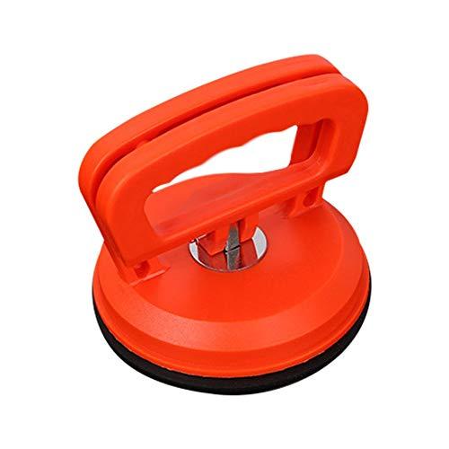 abbybubble Extractor de empuñadura de Ventosa de Vidrio súper plástico, removedor de abolladuras para Vidrio, Ventosa antiestática para baldosas de Piso
