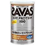 ザバス(SAVAS) ソイプロテイン100+ビタミン ミルクティー風味 【15食分】 315g