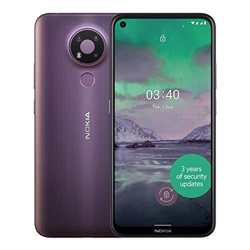 Nokia 3.4 - Smartphone 32GB, 3GB RAM, Dual SIM, Dusk