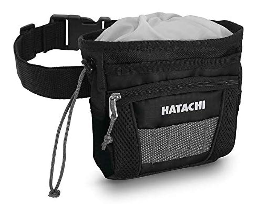 外科医ステレオラジエーターハタチ(HATACHI) グラウンドゴルフ用 ウエストポーチ2 BH7902 09 ブラック