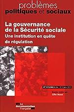 La gouvernance de la Sécurité sociale (N.979 Decembre 2010) de Gilles Nezosi