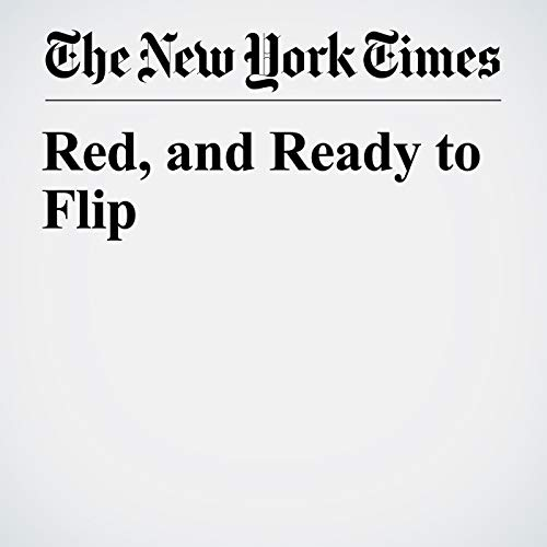 Red, and Ready to Flip copertina