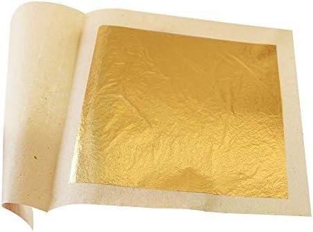 24 karat gold sticker _image1