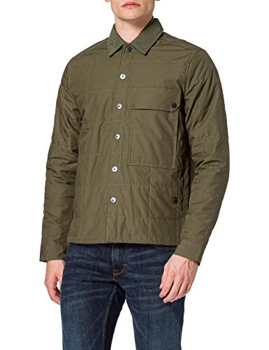 G-STAR RAW Quilted Chaqueta Acolchada, Combat A790-723, XS para Hombre