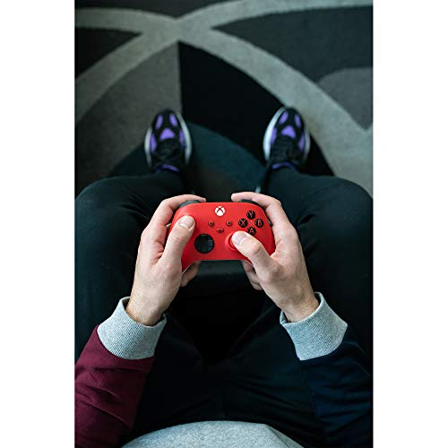 Xbox Wireless Controller Pulse Red - 7
