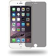Wunderglass - Panzerglas Privacy Screen Protector für Apple iPhone 6 Plus, 6s Plus Blickschutz Sichtschutz Folie aus echt Glas