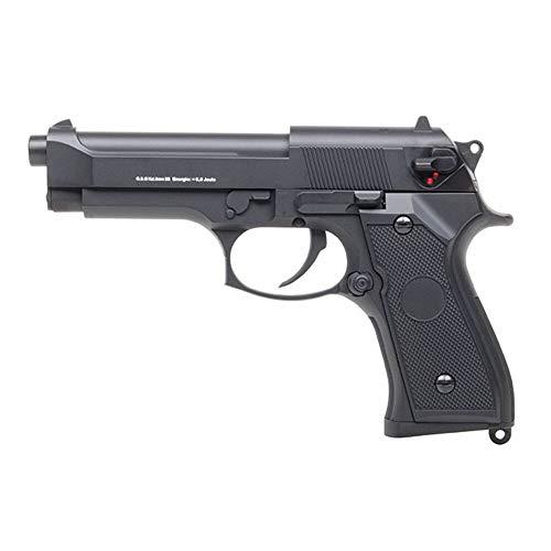 Cyma Pistola airsoft CM126/ M92 AEP < 0,5 J. Incluye batería y cargador + parche OpTacs