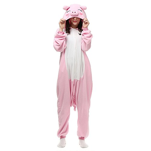 Adulto Pigiama Cosplay Party Halloween Costume di One piece