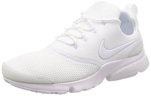 Nike Wmns Presto Fly, Zapatillas de Entrenamiento para Mujer, Blanco (White/White-White 105), 37.5 EU