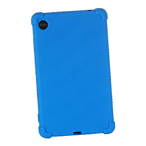 SheMi Funda para Lenovo Tab M7 7 Pulgada TB-7305F/X/i Tablet - Silicona Suave Soporte Bolsa Ligero Caucho Fundas Blandas Protector