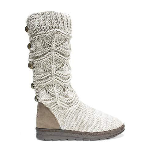 MUK LUKS Women's Jamie Boots - Natural