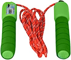Jump Rope With Counter - Green