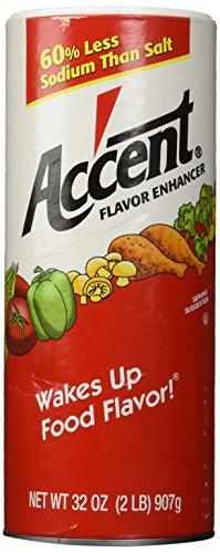 Accent Flavor Enhancer - 2 lb. canister