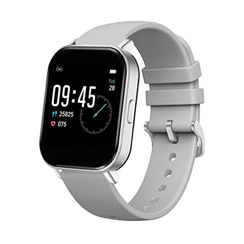 YDK Z3 Smart Watch, Actividad De La Pantalla De Alta Definición Tracker Pedómetro Presión Arterial Monitoreo del Sueño Impermeable Bluetooth Smart Reloj Hombres Y Mujeres,A