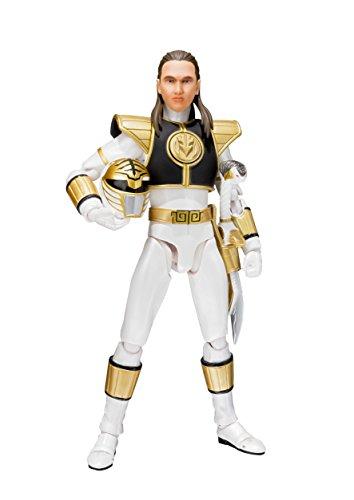 White Ranger Tamashii Nations Bandai SH Figurats Action Figu Standard