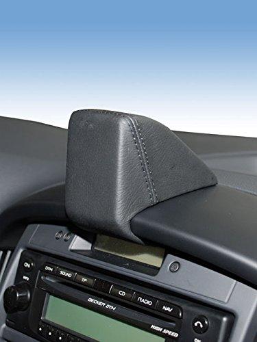 KUDA 241310 Halterung Echtleder schwarz für Hyundai H1 (Travel/Cargo) ab 01/2008 bis 2018