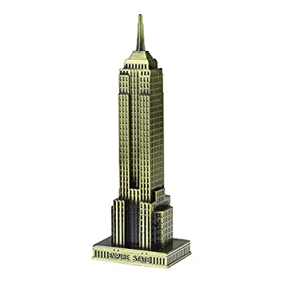Kloud City ® Different Chooses Collectible Arificial Word Famous Builings Sculpture