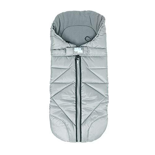 Cobeky Universal cochecito de bebé saco de dormir cochecito de bebé accesorios invierno a prueba de viento caliente saco de bebé cochecito de bebé saco de paseo