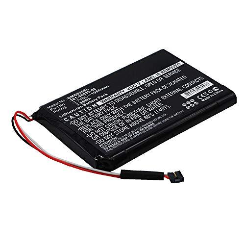 CELLONIC® Batería Premium Compatible con Garmin Approach G8, Edge 1000-361-00035-06 DJ04EJ31B05N9 (1050mAh) bateria Repuesto Pila
