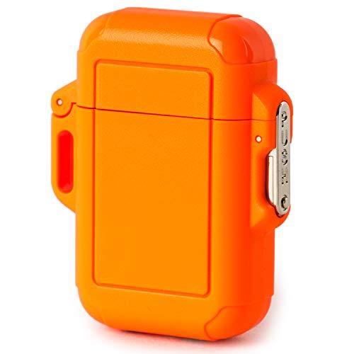 WINDMILL(ウインドミル) ライター ZAG ターボ 耐風仕様 オレンジ 362-0034