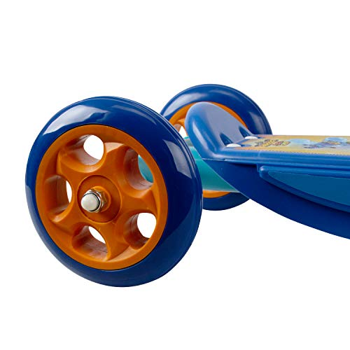 PAW Patrol 3 Wheel Scooter for Kids, Blue