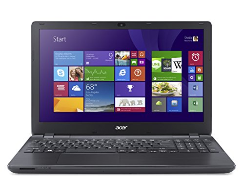 Acer Aspire E5-571G-53NR (15.6 inch) Notebook PC Core i5 (5200U) 2.2GHz 8GB 1TB DVD±RW WLAN BT Webcam Windows 8.1 64-bit (GeForce GT 820M 2GB) Black