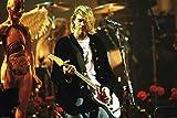 Close Up Kurt Cobain Poster Guitar Solo (91,5cm x 61cm) +