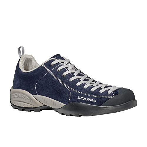 Scarpa Mojito, Chaussures de Trail Homme, Bleu Dark Blue BM Spider, 45 EU
